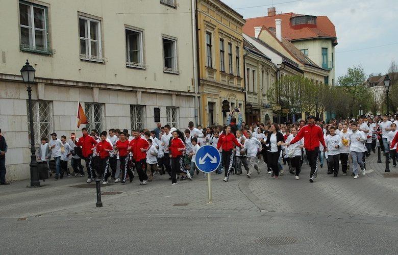Veszprem drogmentes maraton