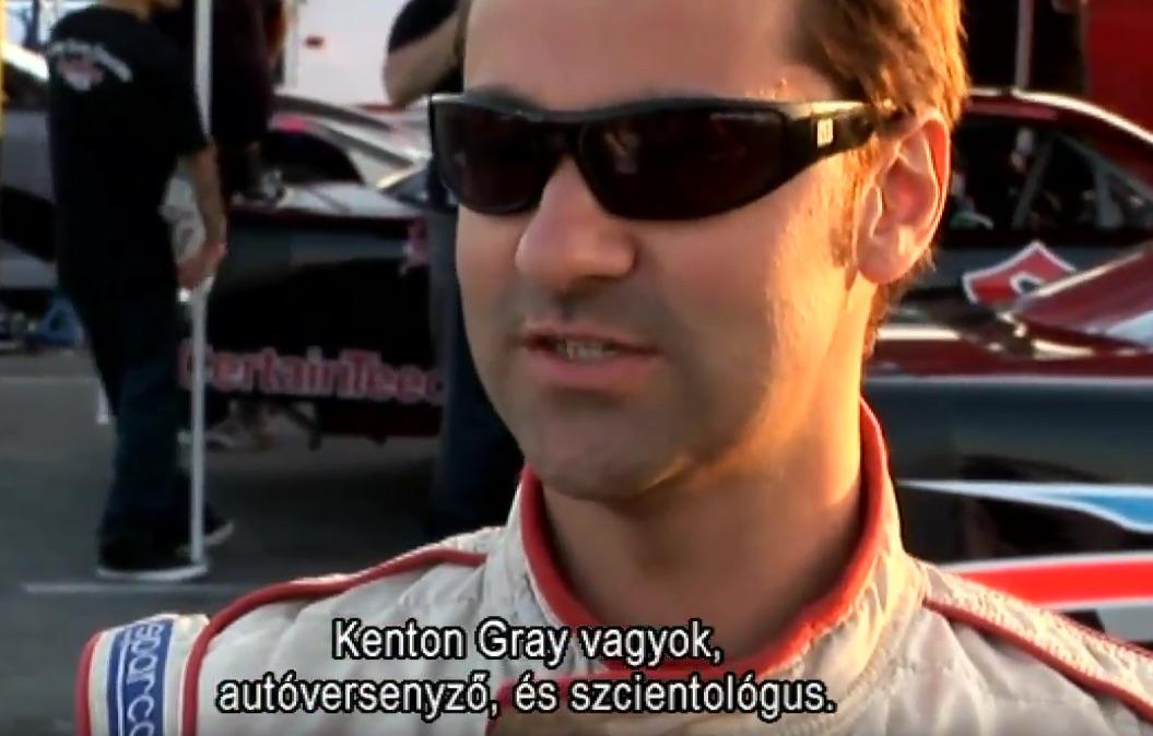 Kenton, autóversenyző