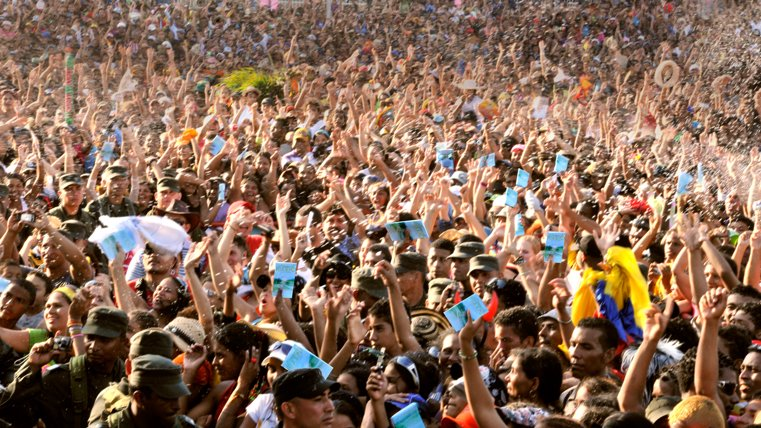 Columbia miracle koncert
