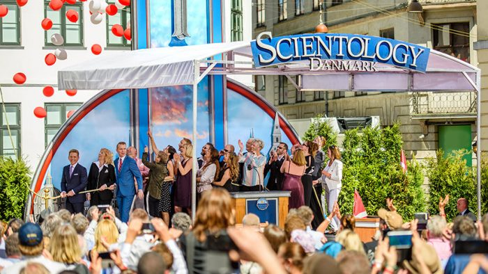 Szcientológia Egyház Koppenhága