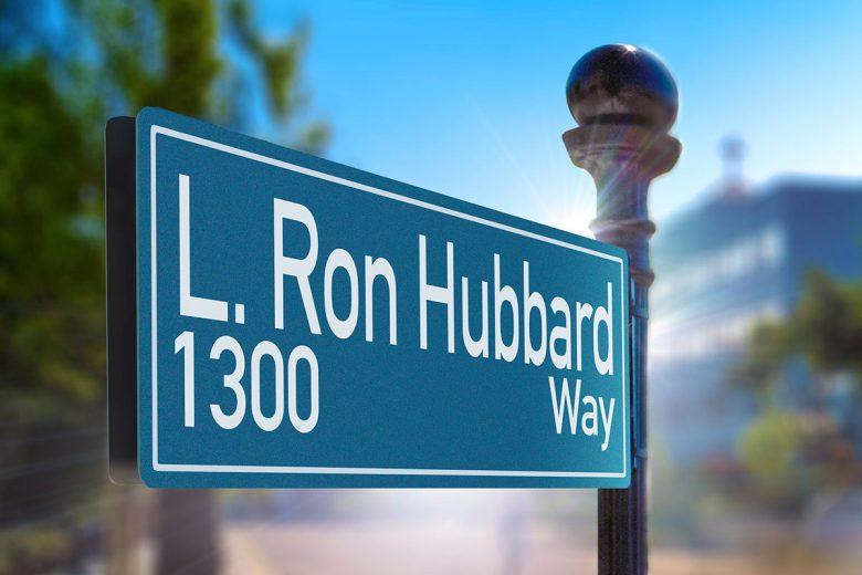 L. Ron Hubbard utca